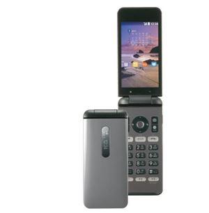 UQモバイルの「DIGNO phone」の見た目