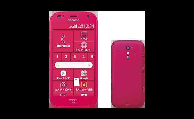 らくらくスマートフォン me(F-01L)_2019.2.15_40,824円
